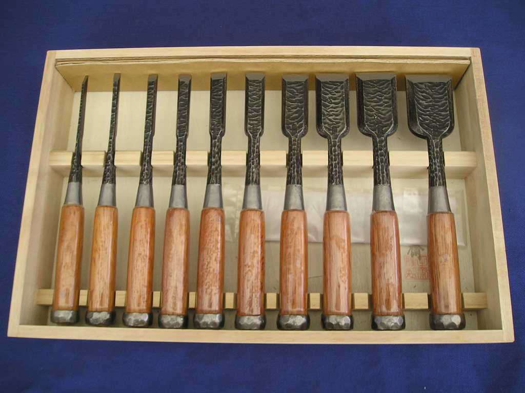wood working chisels
