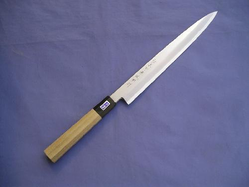 Blue steel chef's knives(made in Sakai-city)