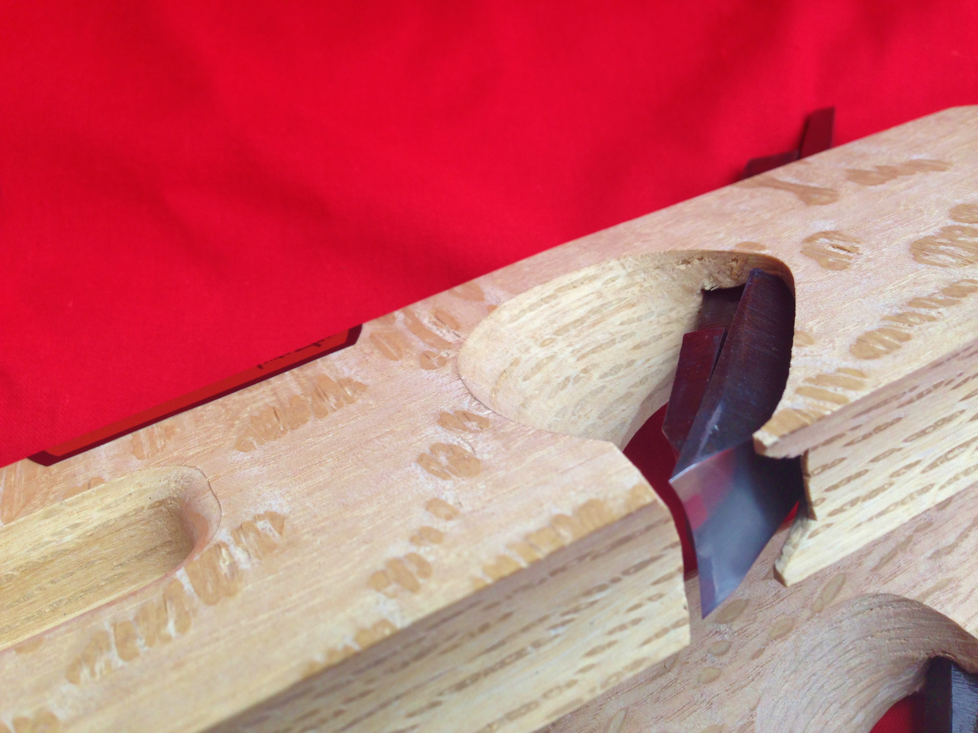 Japanese Style Moulding Plane Other Planes Wood